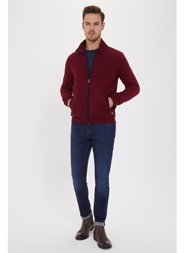 Lee Cooper Hırka Bordo